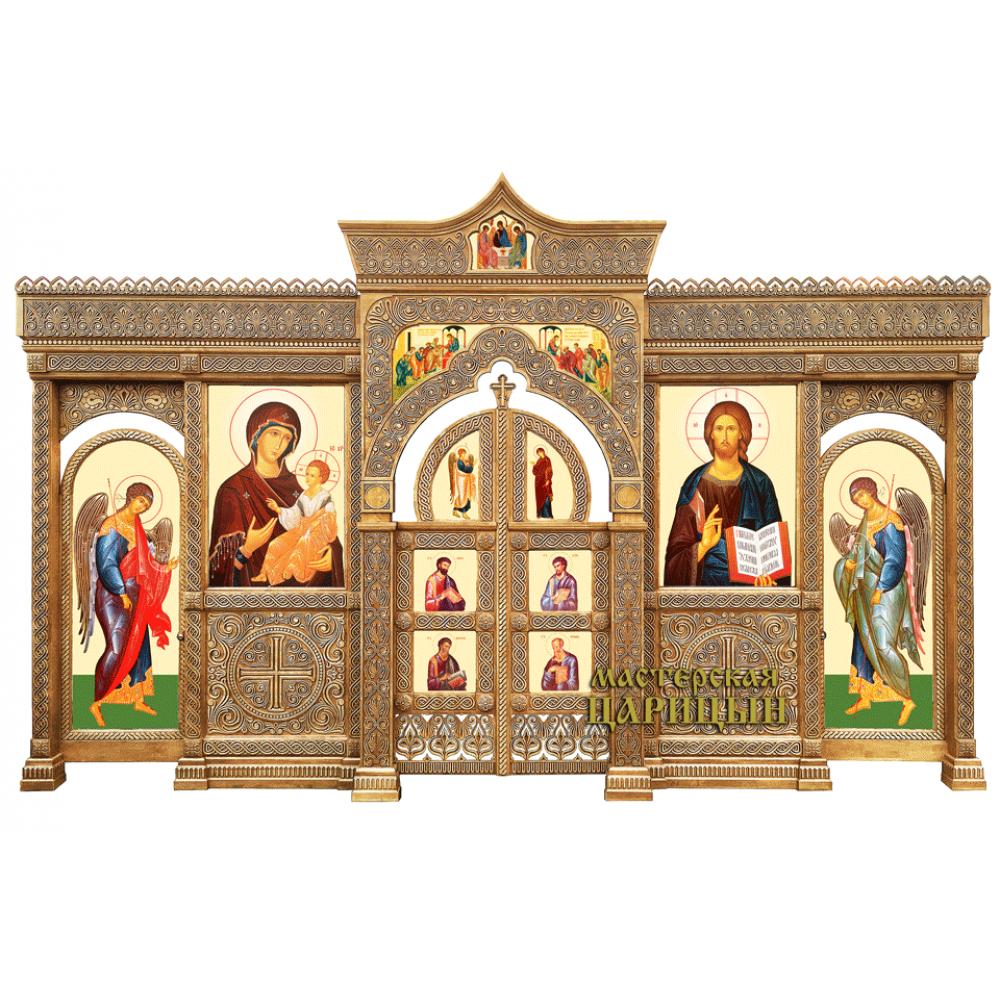 Иконостас п.Никель