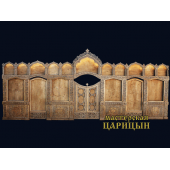 Иконостас Петропавловск-Камчатский
