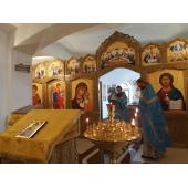 Иконостас Камчатский